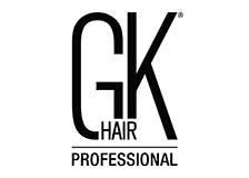 logo GK hair